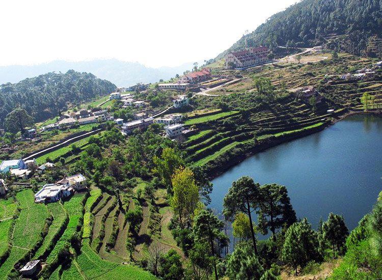 Ranikhet in Uttarakhand