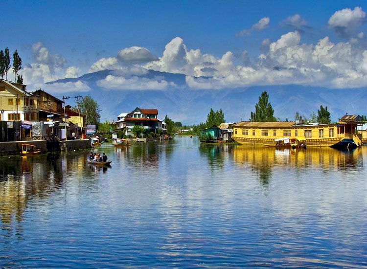Srinagar in  Jammu and Kashmir