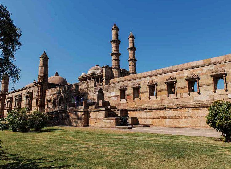 Champaner Pavagadh in Gujarat