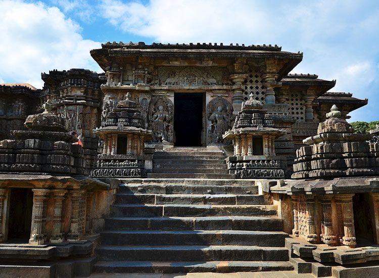 Halebid in Karnataka