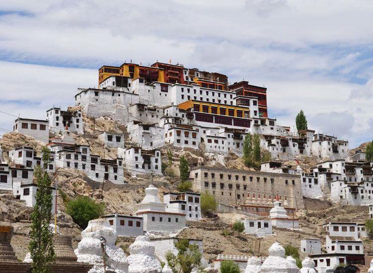 Hemis in Ladakh