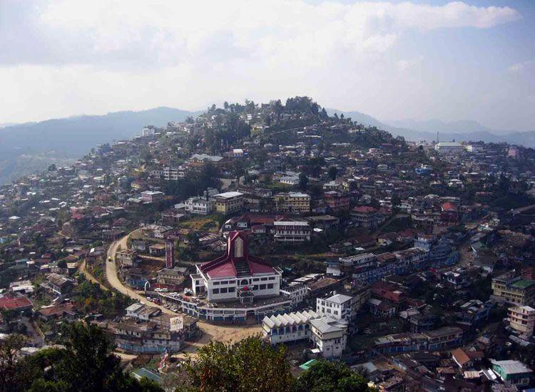 Mokokchung in Nagaland
