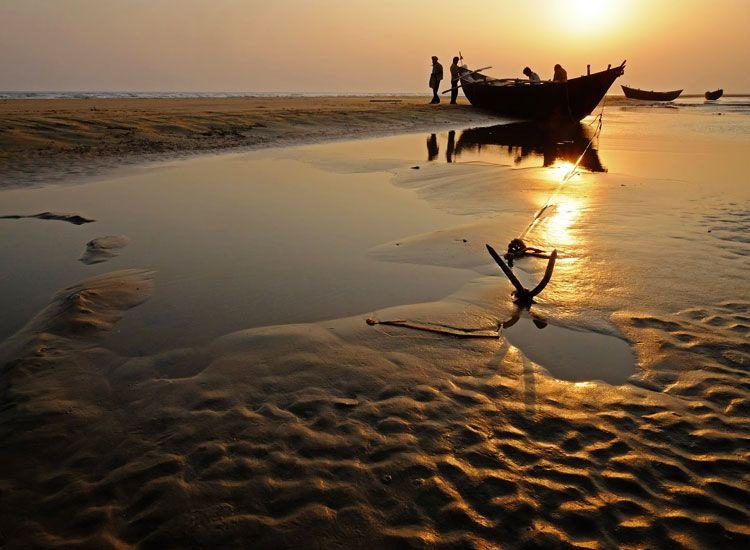 Talasari Beach in Odisha