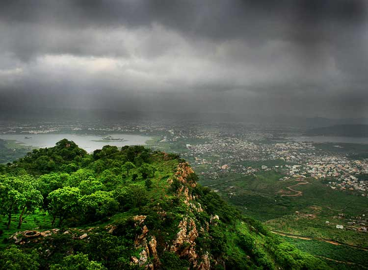 Image result for Udaipur: The Perfect Monsoon Destination