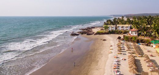 Enchanting Beaches in North Goa for your Vacation