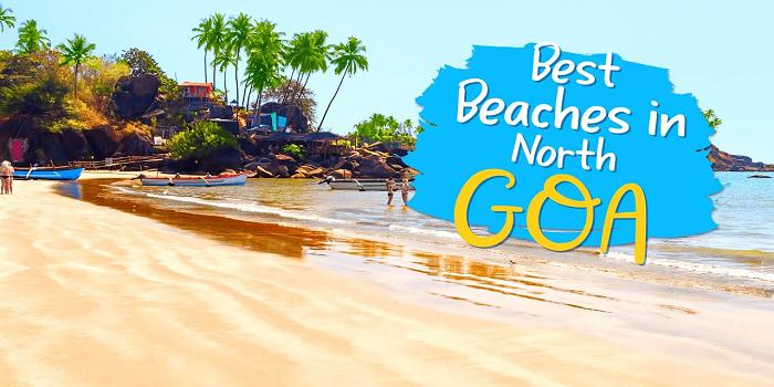 best beaches north goa