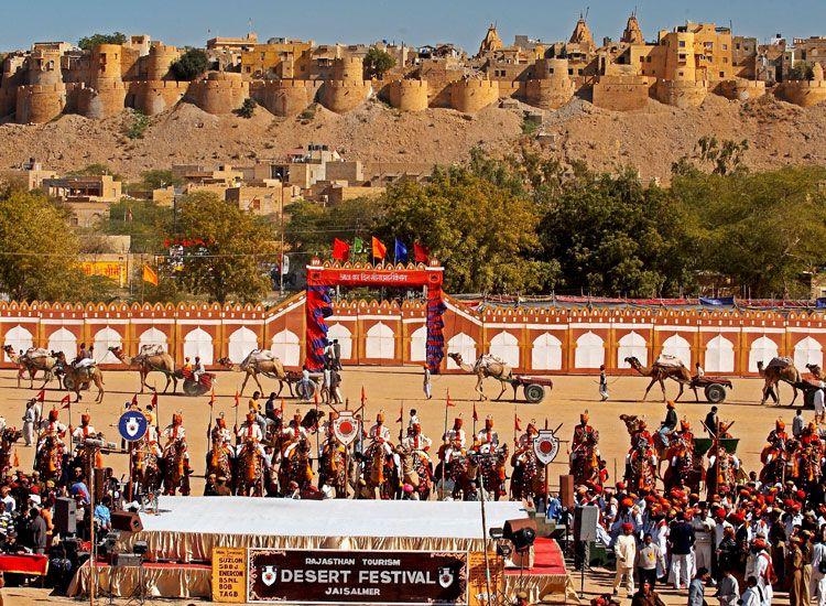Rajasthani Festivals