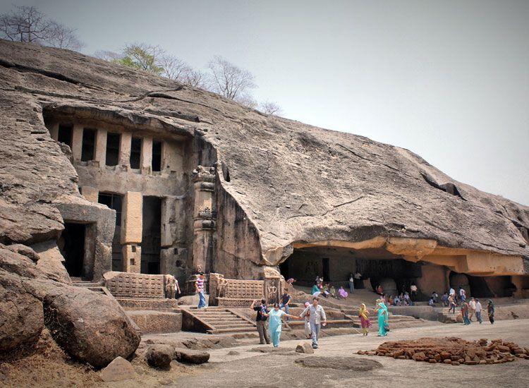 kanheri-caves
