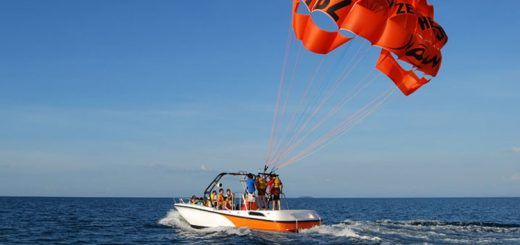 Watersports in Goa Offering Memories of a Lifetime