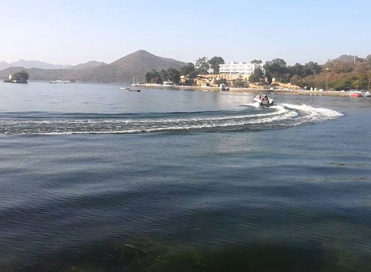 Water Sports in Rajasthan