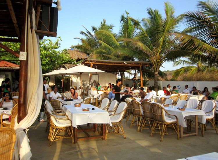 Top Beach Shacks in Goa That You Must Visit