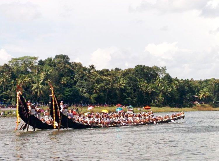 Alappuzha in Kerala