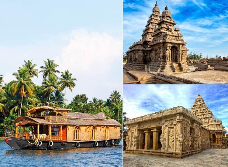 Chennai Kanchipuram Mahabalipuram