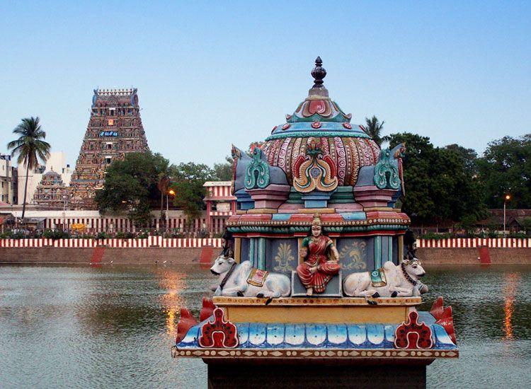 Kapaleeshwar Temple in Chennai