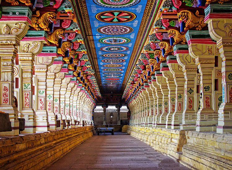 Ramanathswamy Swamy Temple in Rameshwaram