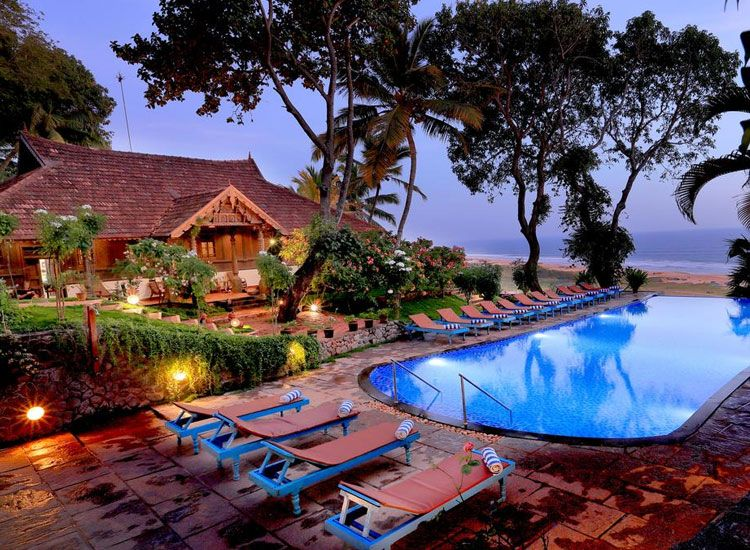 15 Best Spa Ayurveda Resorts In India Luxury Spa Resorts In India