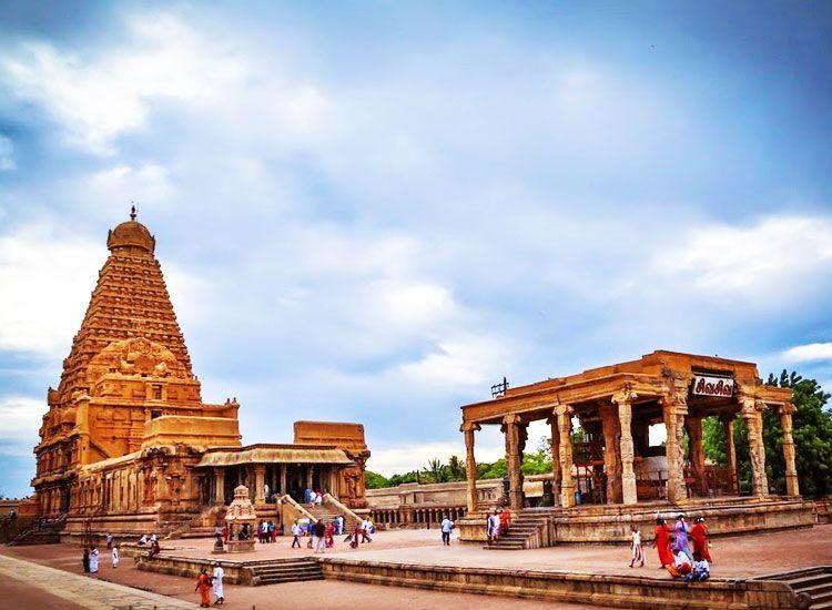 Brihadeeshwara Temple in Thanjavur