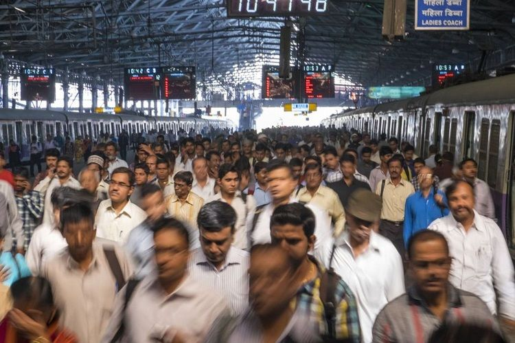 The Most Crowded Places in India