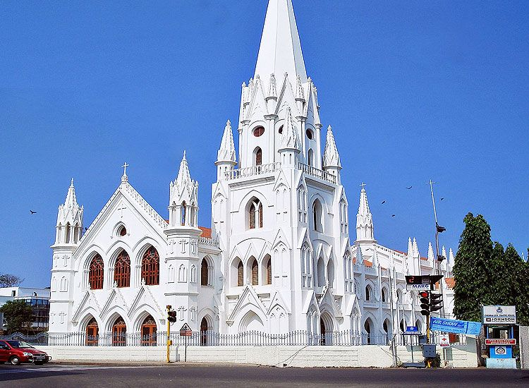 14 Churches In India showcasing its rich heritage
