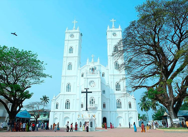 14 Beautiful Churches In India showcasing its rich heritage