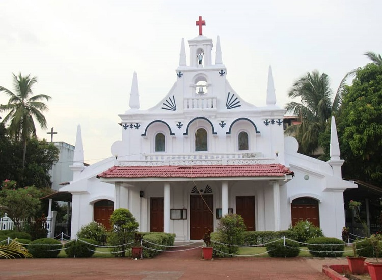 Church-Lady-of-Miracles-Goa