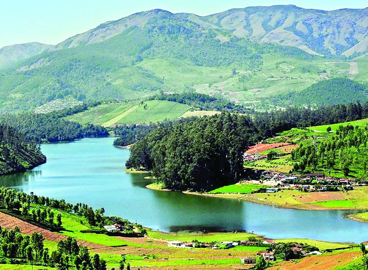 Ooty in June with Family