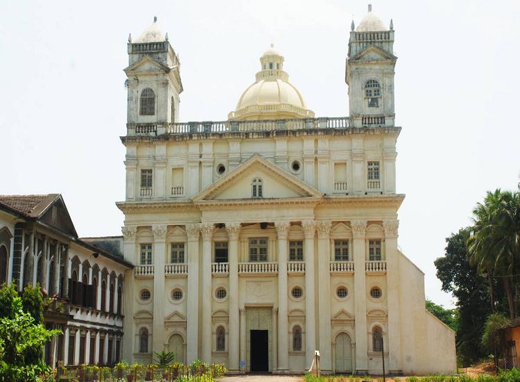 St. Cajetan-church-goa