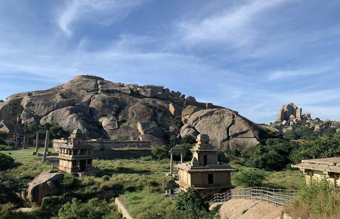 Chitradurga, Hospet