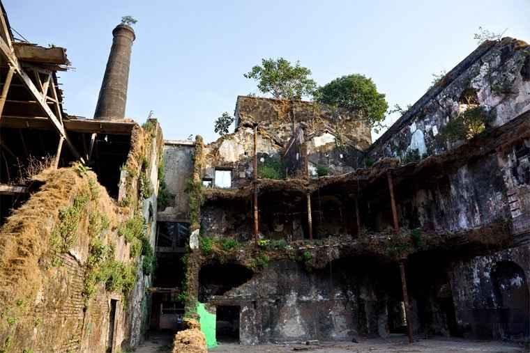 Mukesh Mills, Mumbai