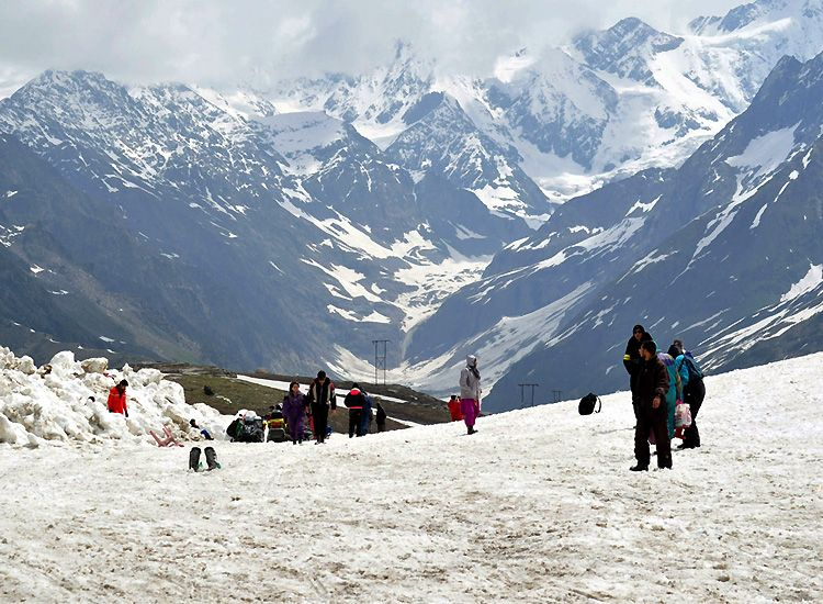 Amazing Destinations In Himachal Pradesh For Unlimited Adventure