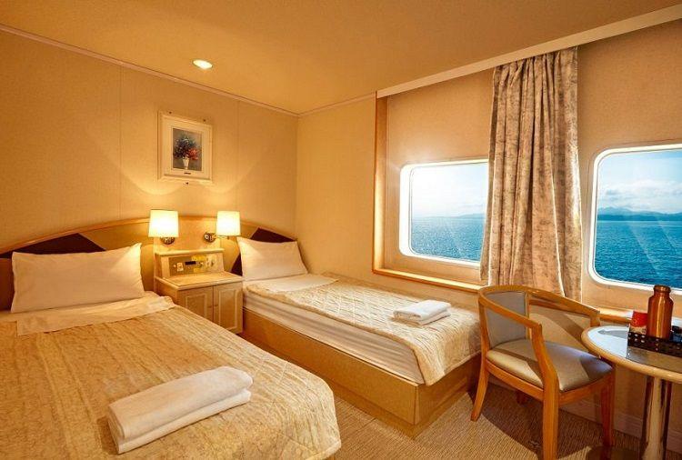 Room - Mumbai Goa Cruise