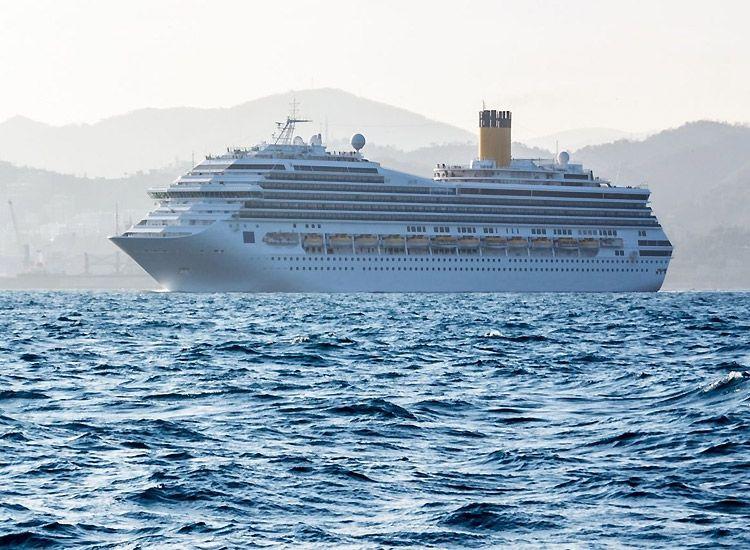 Mumbai-Goa-Cruise