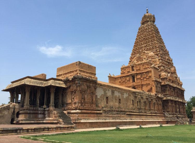 Brihdiswara Temple