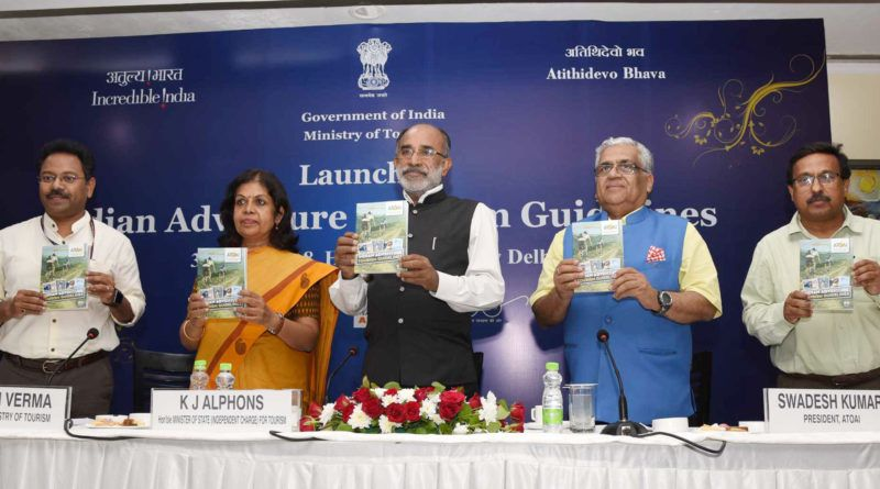 New Guidelines for Adventure Tourism in India set by Indian Government