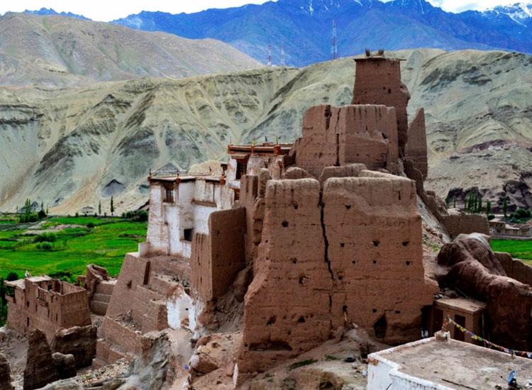 Bosgo-monastery in Ladakh