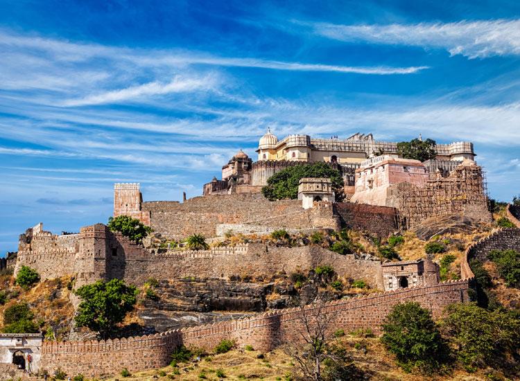Kubhalgarh-fort