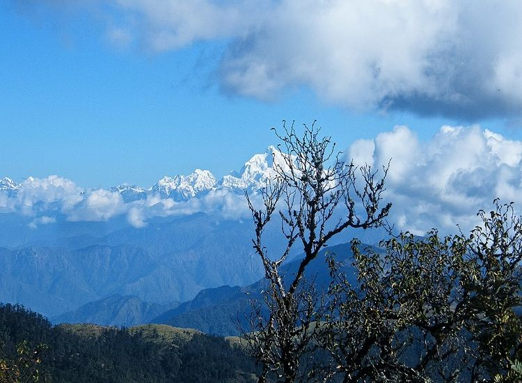 Marvel at the perfect confluence of the culture and nature at the Sikkim's Khangchendzonga Biosphere Reserve