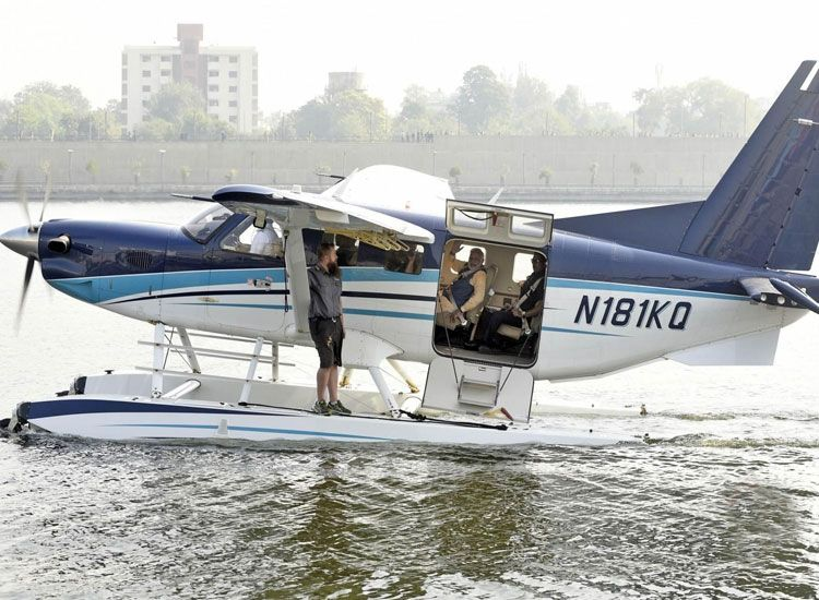 Seaplanes Soon to Make an Appearance in India