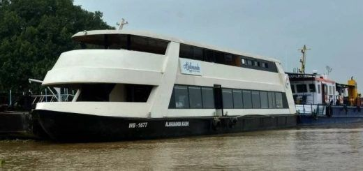 UP Chief Minster Launches Varanasi Luxury Cruise offering INR 750 per ride