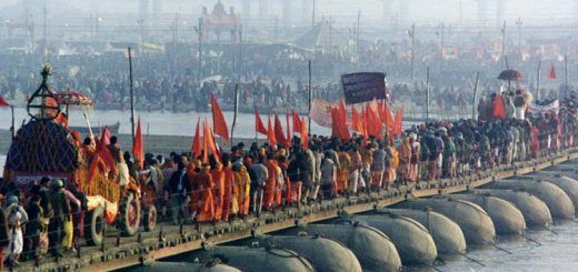 Ardh Kumbh Mela Allahabad  2019 seek participation from 193 nations, 6 lakh villages