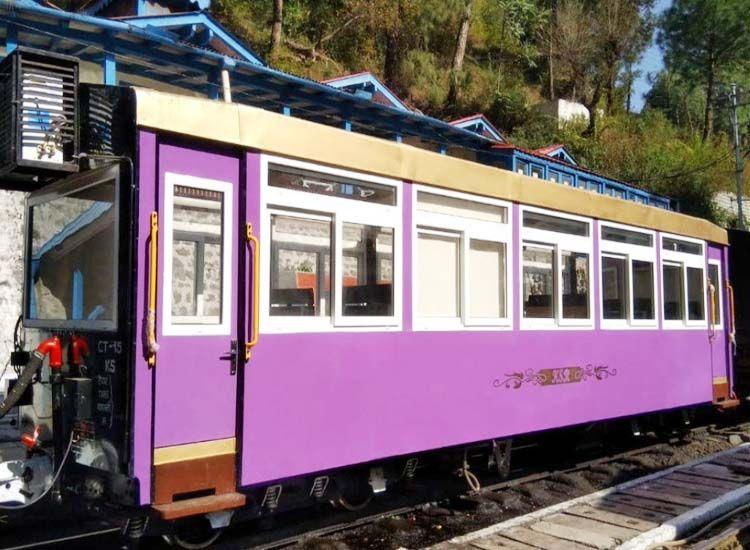 Kalka-Shimla Rail Boasts of its First Europe-Like Vistadome Coach