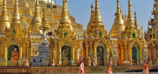 Indian Nationals get Visa on Arrival Facility when traveling to Myanmar