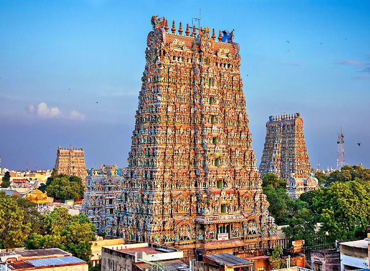 Top 31 Famous Temples in India