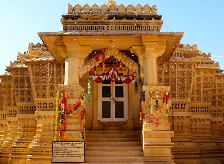 Jain Temples in jaisalmer
