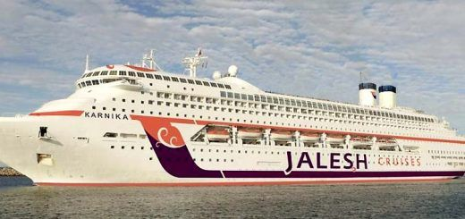 'Jalesh' India's Premiere Cruise Line to set Sail From Mumbai in April 2019