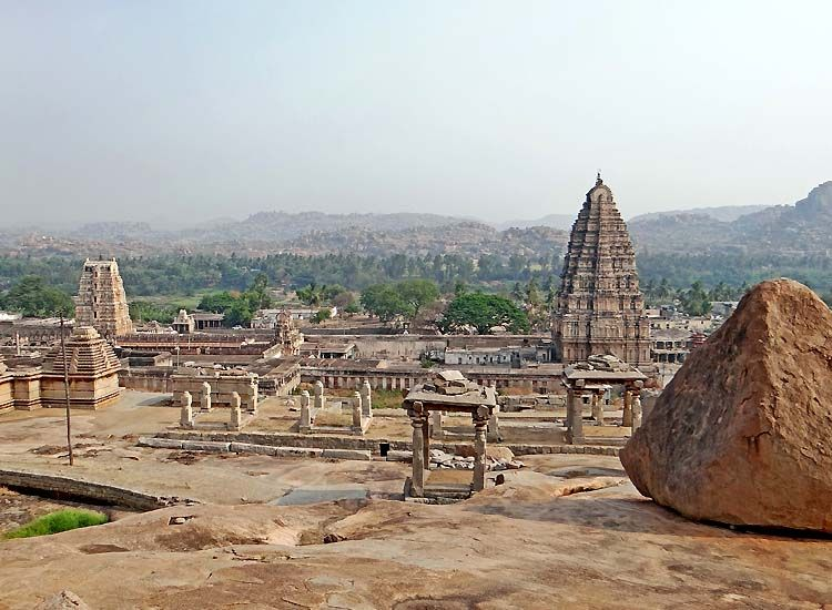 New York Times Lists Hampi as the Second Must-See Global Destination for 2019