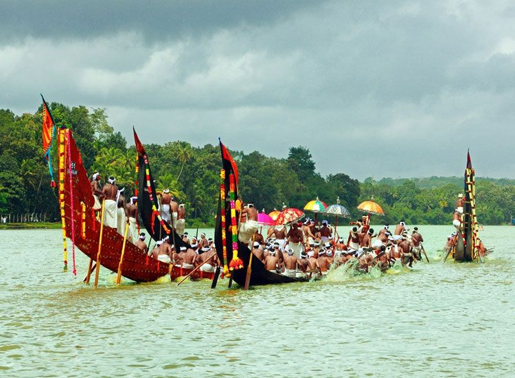 Things to do in Kerala: Enjoy Snake Boat Race in Kerala