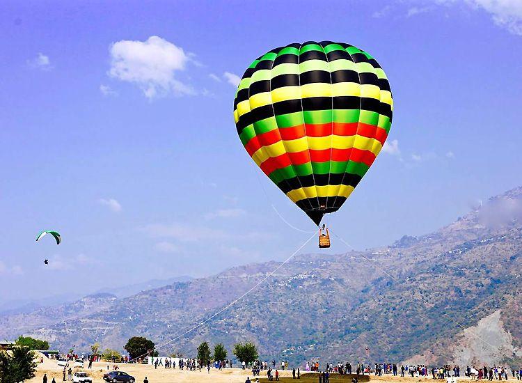 Hot Air Ballooning Rishikesh