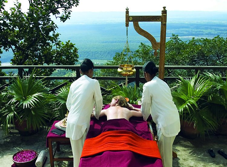 Rejuvenate yourself at the best spa in the town