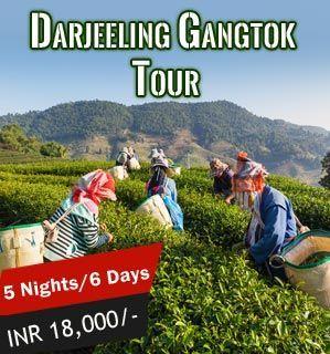 Darjeeling gantok tour